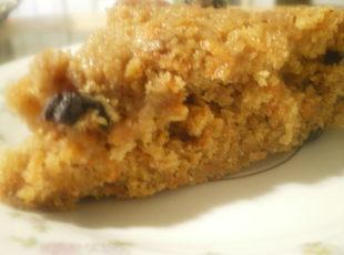 Spiced Orange Applebutter Carrot Cake Recipe