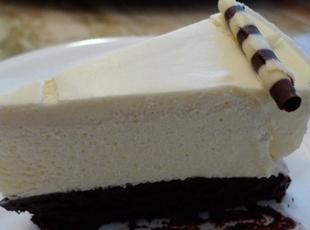 black & white mousse cake Recipe