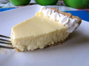 Easy Key Lime Pineapple Pie Recipe