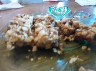 Multiple-Choice Bar Cookies Recipe