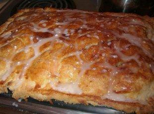 Mom's Flat Apple Pie Recipe