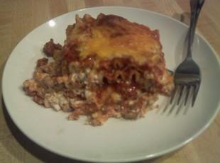 Lasagna (and the Secret!) Recipe