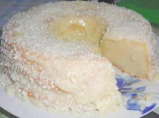 Pastel Atrapa Marido (Catch A Husband Cake) Hispanic Coconut Cake Recipe