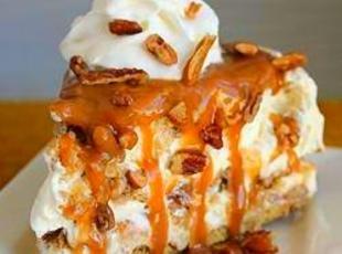 Caramel Pecan Delight Pie Recipe