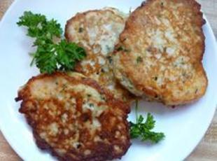 Perfect Potato Pancakes-Connie's Recipe