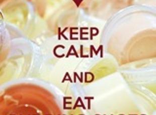 Rum Chata Cheesecake Pudding Shots Recipe