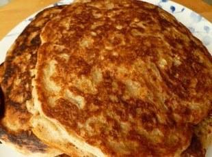 Peepaw's Oatmeal Pancakes