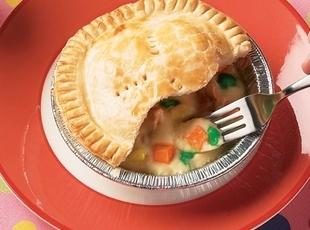 APRIL FOOLS:  Chicken Not - Pie Recipe