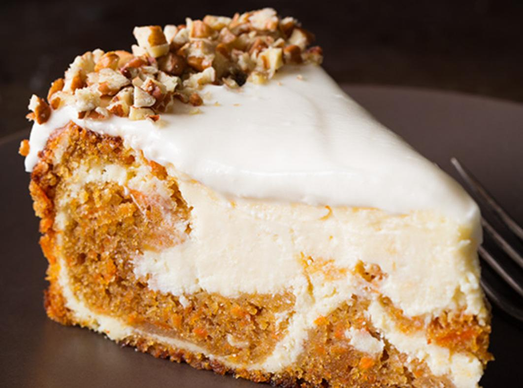 Www Cookingclassy Com Carrot Cake Cheesecake