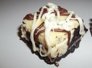 Oreo Cheesecake Squares Recipe