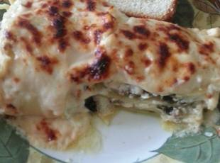 Spinach Artichoke Lasagna Rolls Recipe