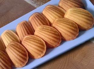 Scrumptious Madeleines Recipe
