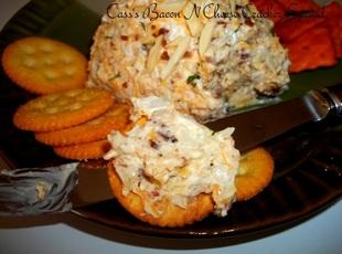Bacon N Cheddar Cracker Spread Recipe