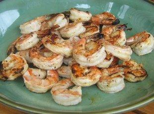 Sunny Anderson's Grilled Shrimp Po' Boy Recipe