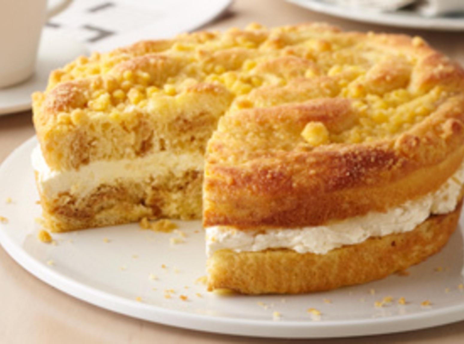 Quick Coffee Cake Recipe | Just A Pinch Recipes