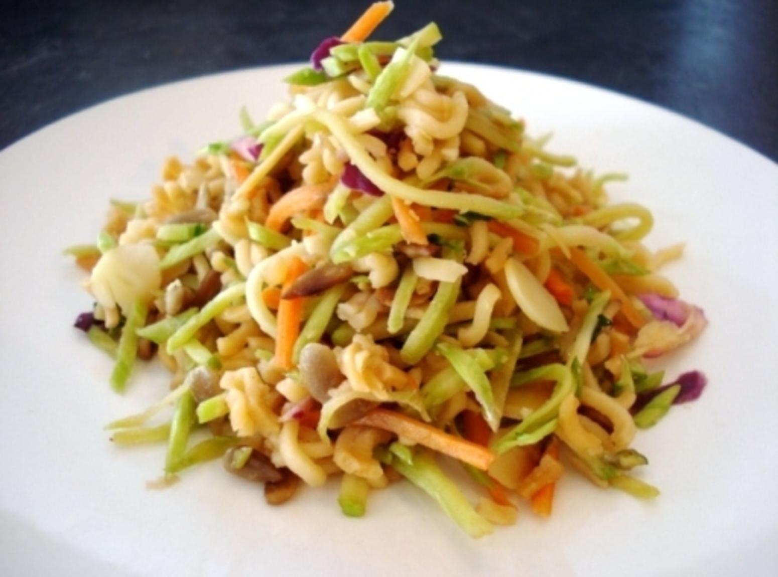 Asian Cole Slaw Recipe Melissa d'Arabian Food Network