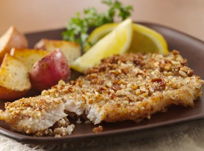Baked walleye recipe for Walleye fish recipes