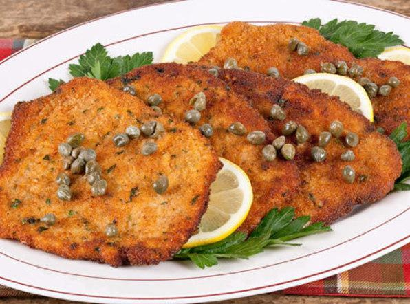 how to cook pork loin schnitzel