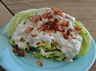 Best Bleu Cheese Dressing!