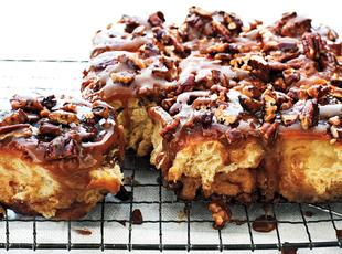 The Extreme Sticky Buns