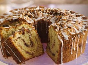 Catie's Original  and Best Supreme Coffeecake