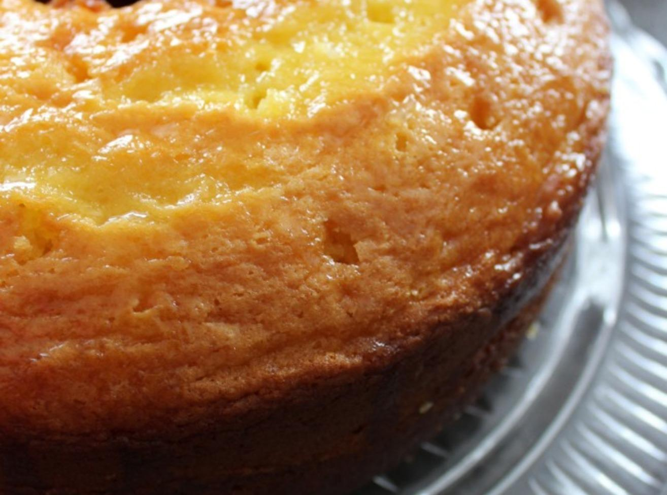 Moist Lemon Cake Recipe   Just A Pinch Recipes