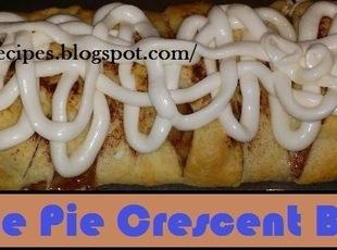 Apple Pie Crescent Braid Recipe