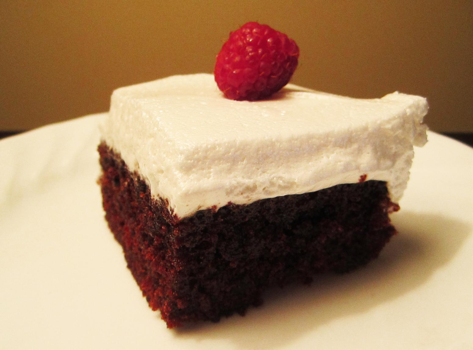 ... with Uncle Bud's Fluffy White Frosting Recipe | Just A Pinch Recipes