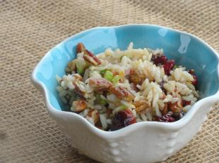 Brown Rice Citrus Salad Recipe