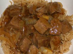 Awesome Curried Beef with Coconut Milk Recipe