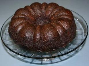 Black Russian Cake Recipe