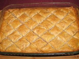 Fast and Easy Baklava Recipe