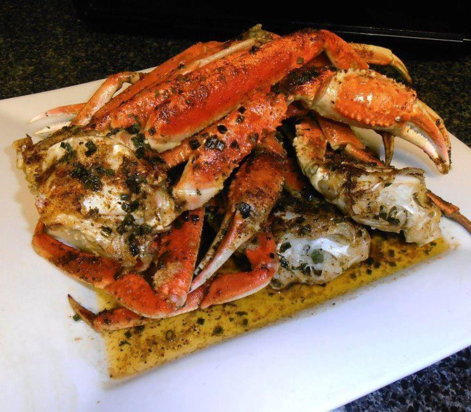 Crab Cake Dinner Ideas