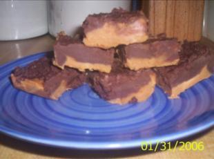 Never Fail Two Tone Fudge Recipe
