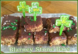 Blarney Stone Bars Recipe