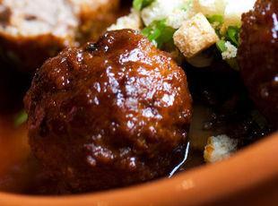 (Albondigas Camagüey) Meatballs Recipe