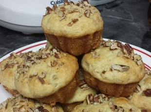 Bisquick Banana-Pineapple Muffins Recipe
