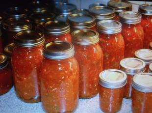 EDDIE'S MILD TO HOT SALSA Recipe