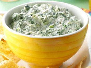 Jalapeno Spinach Dip Recipe