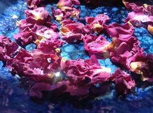 Dry Rose Petals for Cooking, Advieh, (or crafts) Recipe