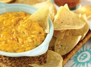 Tupelo Honey Cafe's Warm Pimento Cheese & Chips Recipe