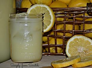 Blender Lemonade Recipe