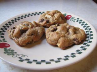 Aaron's Temptation Chocolate Chip Cookies Recipe