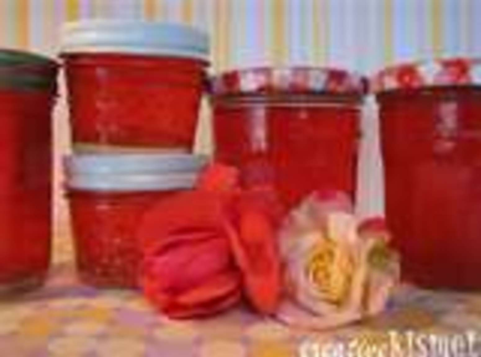 Rose Petal, Chamomile, and Lavendar Jelly Recipe