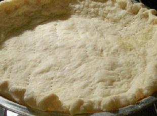 Aunt Maxine Poling's fool-proof recipe for Pie Crust