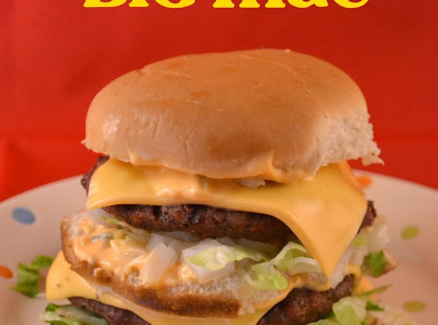 Homemade Big Mac Recipe | Just A Pinch Recipes