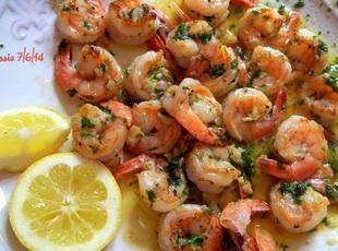 The Best Scampi - Cass's Recipe