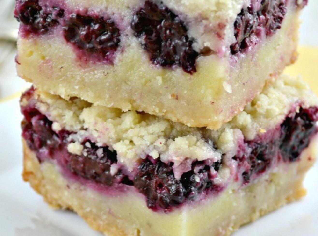 Blackberry Pie Bars Recipe 15 | Just A Pinch Recipes