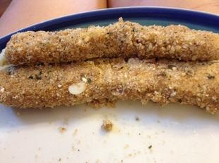 Simple Homemade Cheese Sticks Recipe