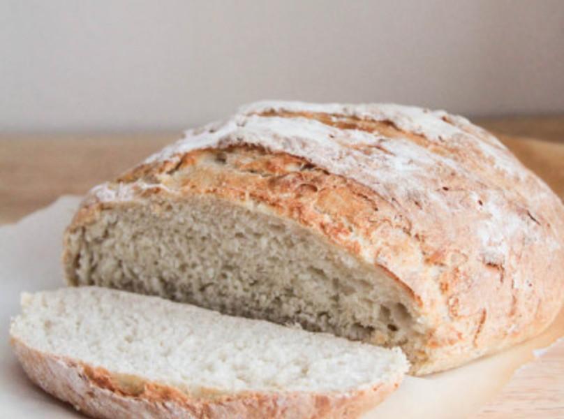 Crusty Artisan Bread Recipe | Just A Pinch Recipes